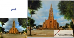Custom House Portrait-Church