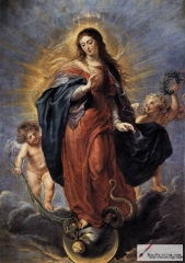 The Virgin of the Immaculate Conception, 1626-1628