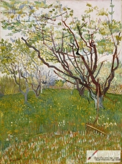 Cherry Tree, 1888, Metropolitan Museum of Art, New York