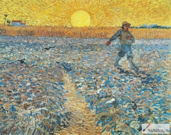 The Sower, 1888, Kröller-Müller Museum