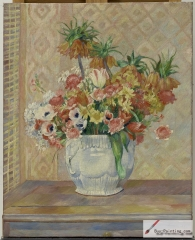 Still Life: Flowers, 1885, Solomon R. Guggenheim Museum, New York