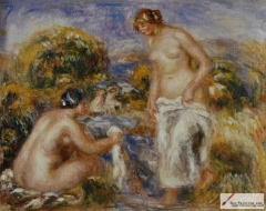 Women Bathers, 1916, National Museum, Stockholm