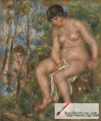 Nude, National Museum of Serbia, Belgrade