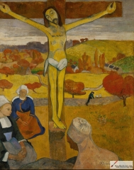 The Yellow Christ (Le Christ jaune), 1889,