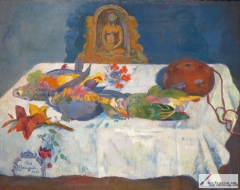 Still life with Exotic Birds, 1902,