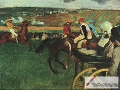 At the Races, 1877–1880,