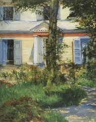 House in Rueil, 1882