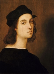 Presumed Portrait of Raphael