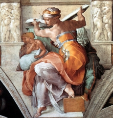 The Libyan Sibyl (1511)