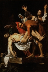 The Entombment of Christ, (1602–1603)
