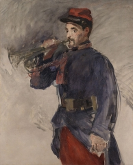 The Bugler, 1882