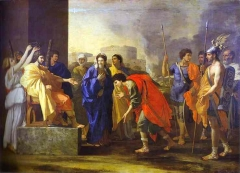 The Continence of Scipio, 1640