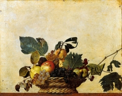 Basket of Fruit, c. 1595–1596