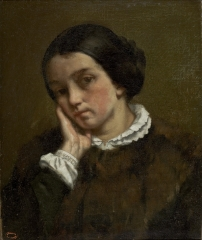 Zélie Courbet, 1847