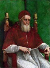 Portrait of Pope Julius II, c. 1512