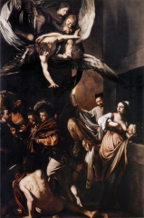 The Seven Works of Mercy, 1606–1607