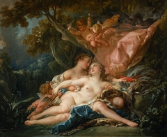 Diana and Callisto, 1759