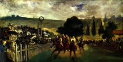 The Races, 1864