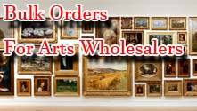 Wholesale oil painting from China art supplier,
