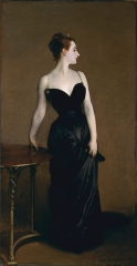 Portrait of Madame X 1884