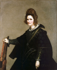 Lady from court, c. 1635