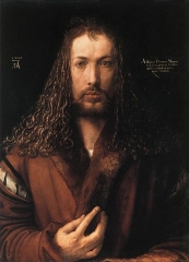 Self-Portrait at 28, 1500