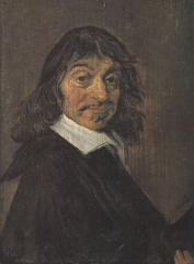 Portrait of René Descartes, circa 1649