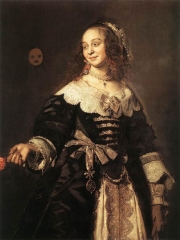Isabella Coymans, wife of Stephan Geraedts, 1652