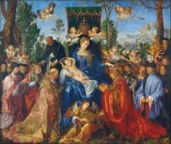 Feast of Rose Garlands (1506)