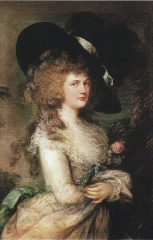 Her Grace, Georgiana Cavendish, Duchess of Devonshire (1787)