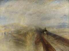 Rain, Steam and Speed – The Great Western Railway painted (1844).