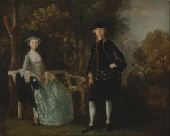 Lady Lloyd and Her Son, Richard Savage Lloyd, of Hintlesham Hall, Suffolk (1745–46)