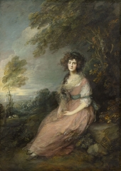 Mrs Richard Brinsley Sheridan (1787)