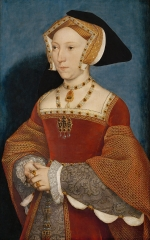 Portrait of Jane Seymour, c. 1537.
