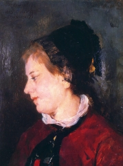 Portrait of Madame (1873)