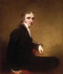 Thomas Lawrence, Self-portrait, 1788
