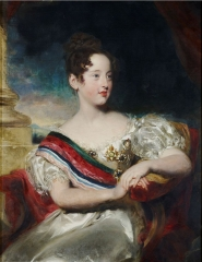 Queen Maria II of Portugal