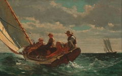 Breezing Up (A Fair Wind),1873–76
