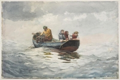 Crab Fishing, 1883