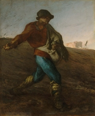 The Sower, 1850