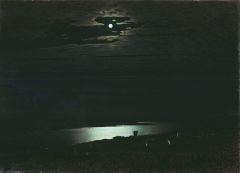 Night on the Dnepr (1880)
