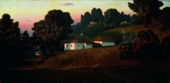 Evening in Ukraine (1878–1901)