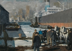 Men of the Docks, 1912