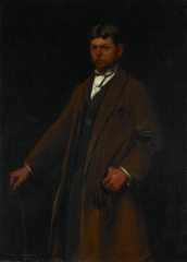 Portrait of Carl Gustav Waldeck, 1896