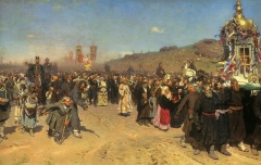 Religious Procession in Kursk Province (1880–83)