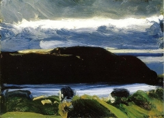 Breaking Sky, Monhegan, (ca. 1916)