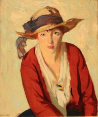 The Beach Hat, 1914