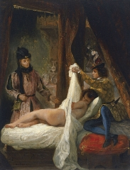 Louis of Orléans Unveiling his Mistress, c.1825–26