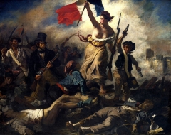 Liberty Leading the People (1830)