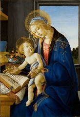 Madonna of the Book (c.1480–3)